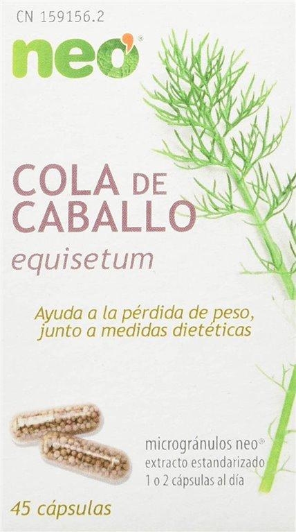Cola De Caballo Neo 45 Cápsulas