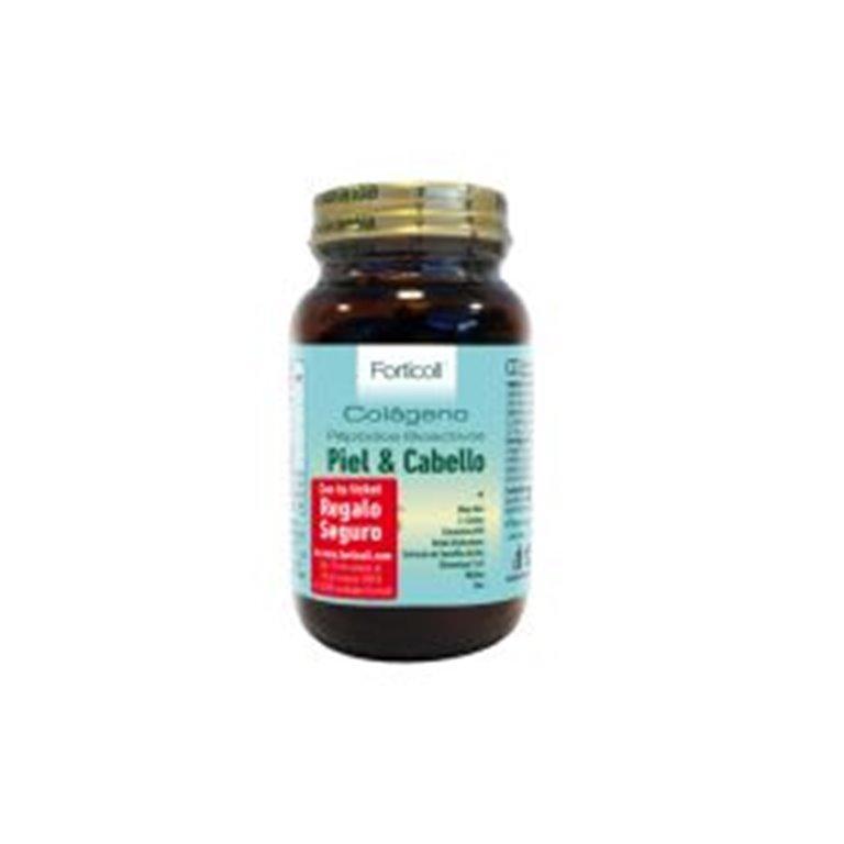 Colágeno BioActivo Piel y Cabello en comprimidos 180 comprimidos Forticoll