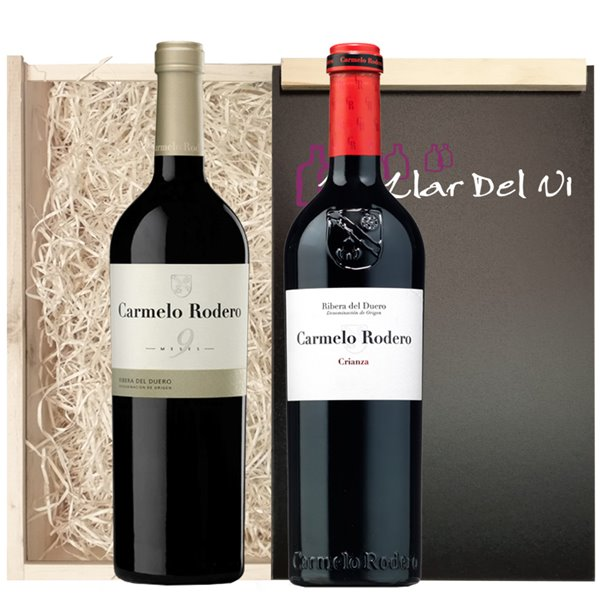 Colección Ribera Duero - Carmelo Rodero