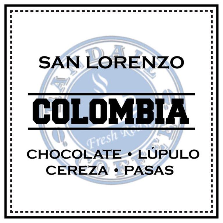 COLOMBIA – San Lorenzo