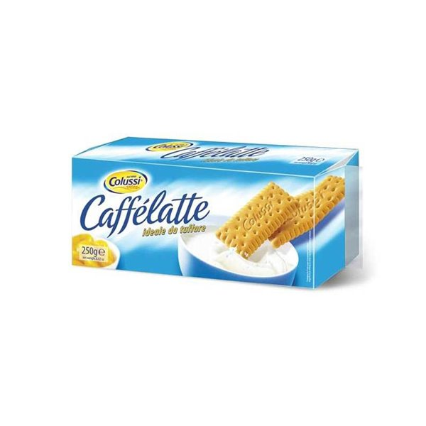 Colussi galletas cafê leche