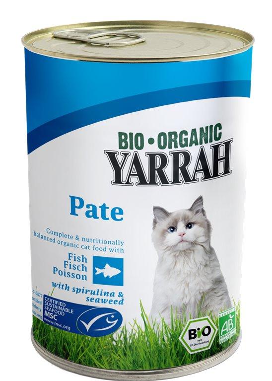 Comida Gatos Lata Pescado, 1 ud