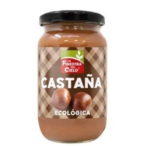 Compota de Castaña (Sin Azúcar) Bio 320g