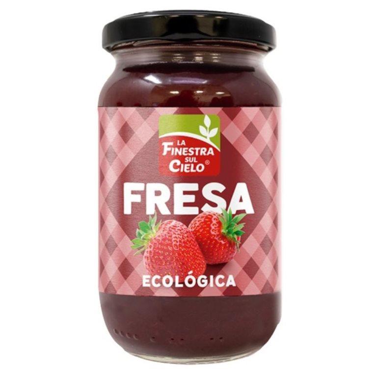 Compota de Fresa (Sin Azúcar) Bio 320g