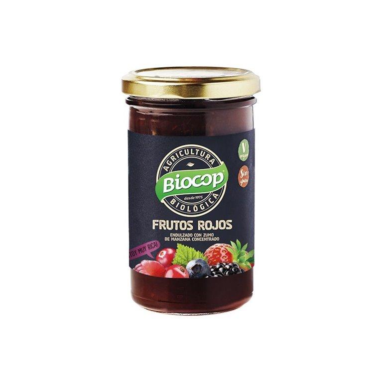 Compota de Frutos Rojos Bio Biocop