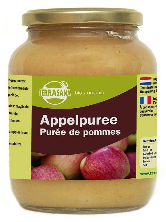 Compota de manzana, 700 gr