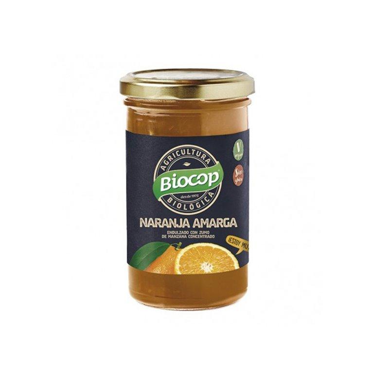 Compota de naranja amarga bio 280g Biocop