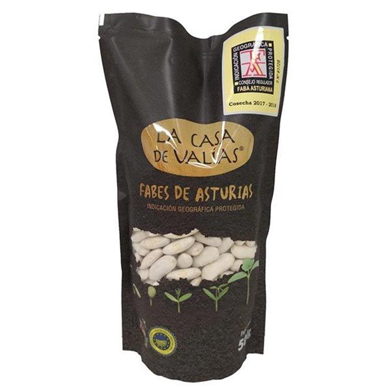 Comprar Fabes I.G.P. Asturias  500g