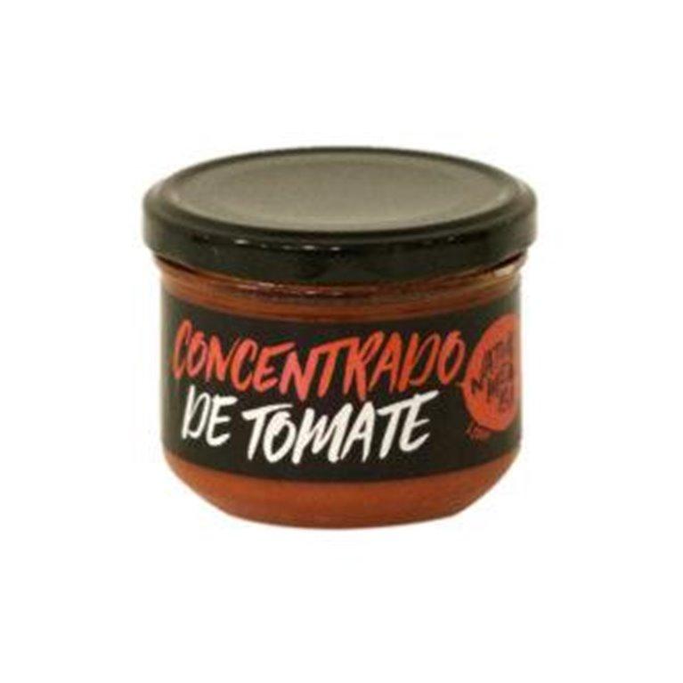 Concentrado de tomate Naturalmentebio, 1 ud