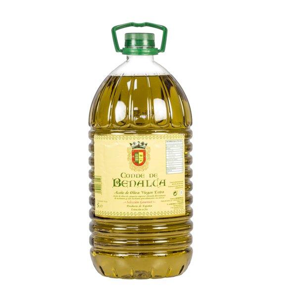 CONDE DE BENALUA GOURMET 5 L. (3 unid.)