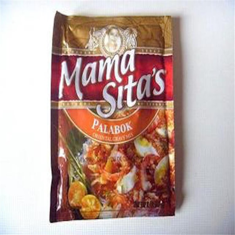 Condimento Palabok Mama Sita's