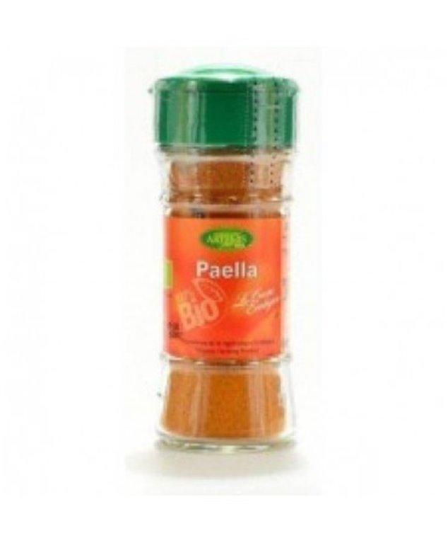 Condimento para Paella Molido Bio 35g