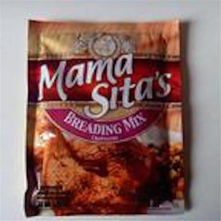 Condimento rebozados Mama Sita's, 1 ud