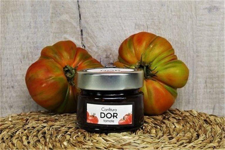Confitura de tomate DOR