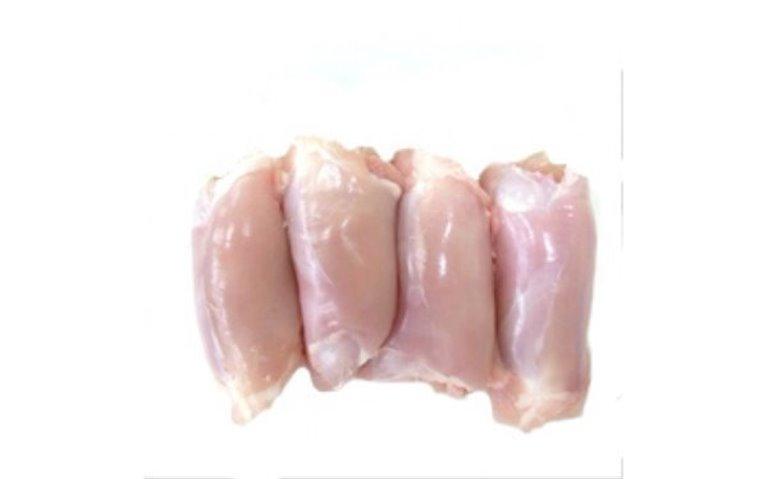 Contramuslos de Pollo Sin Piel