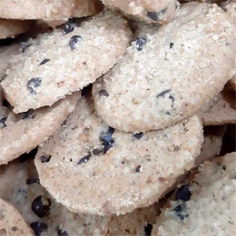 Cookies avena coco y chocolate 150g