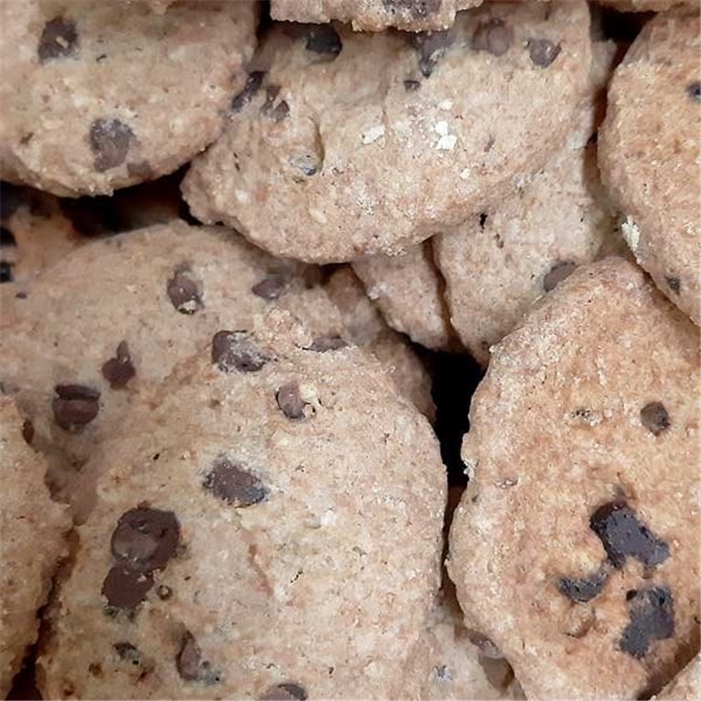 Cookies avena y chocolate 150g