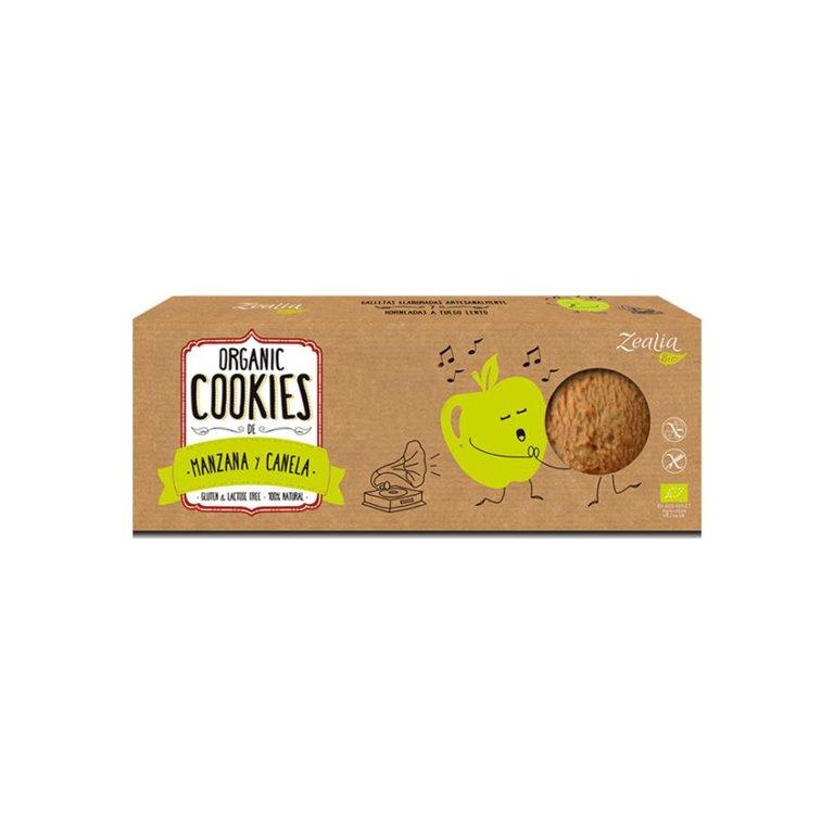Cookies de Manzana y Canela Sin Gluten Bio 135g