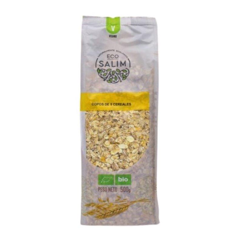 Flakes 5 Cereals Bio 500g