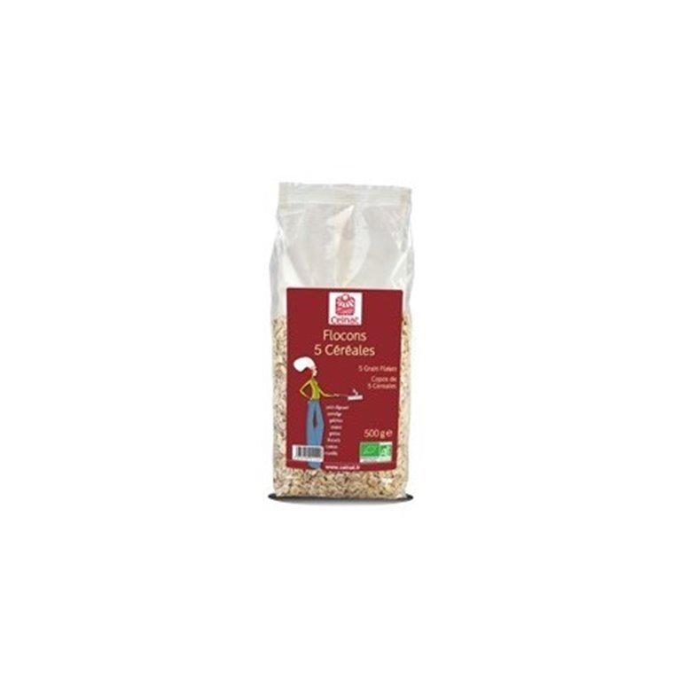 Copos De 5 Cereales, 1 ud