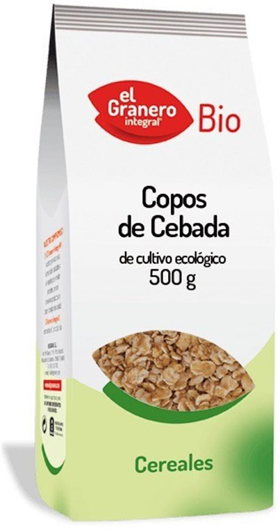 Copos de Cebada Bio 500g