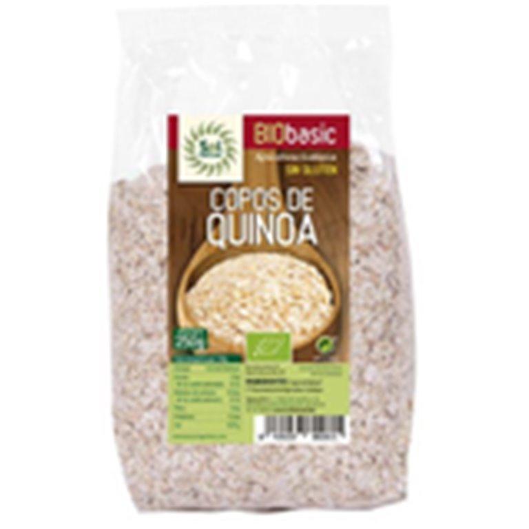 Copos de Quinoa Bio 250g, 1 ud