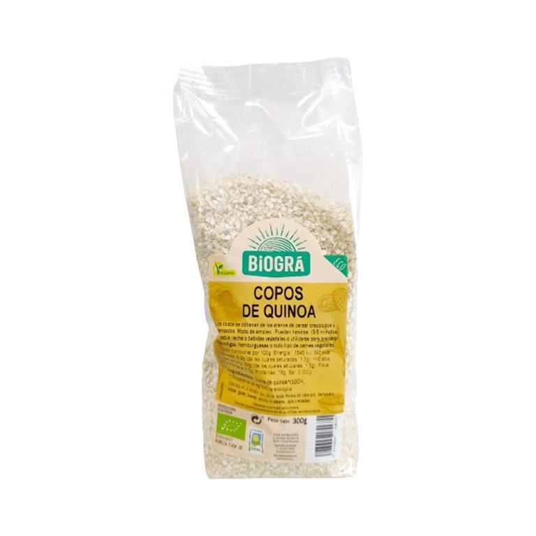 Copos de Quinoa Bio 300g