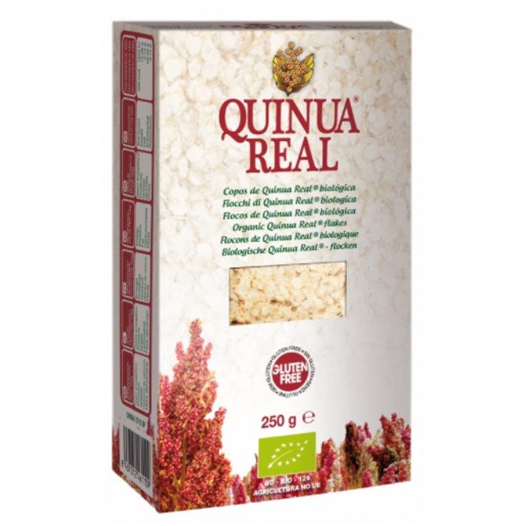 Copos de Quinoa Bio Fairtrade 250g, 1 ud