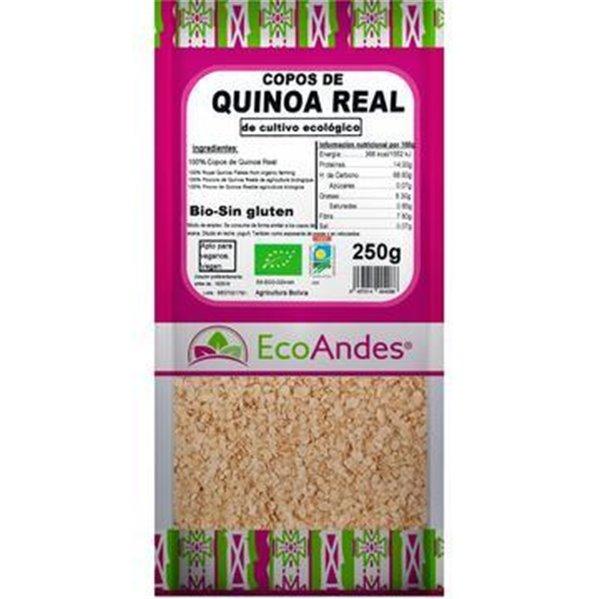 Copos de Quinoa Real Bio 5kg