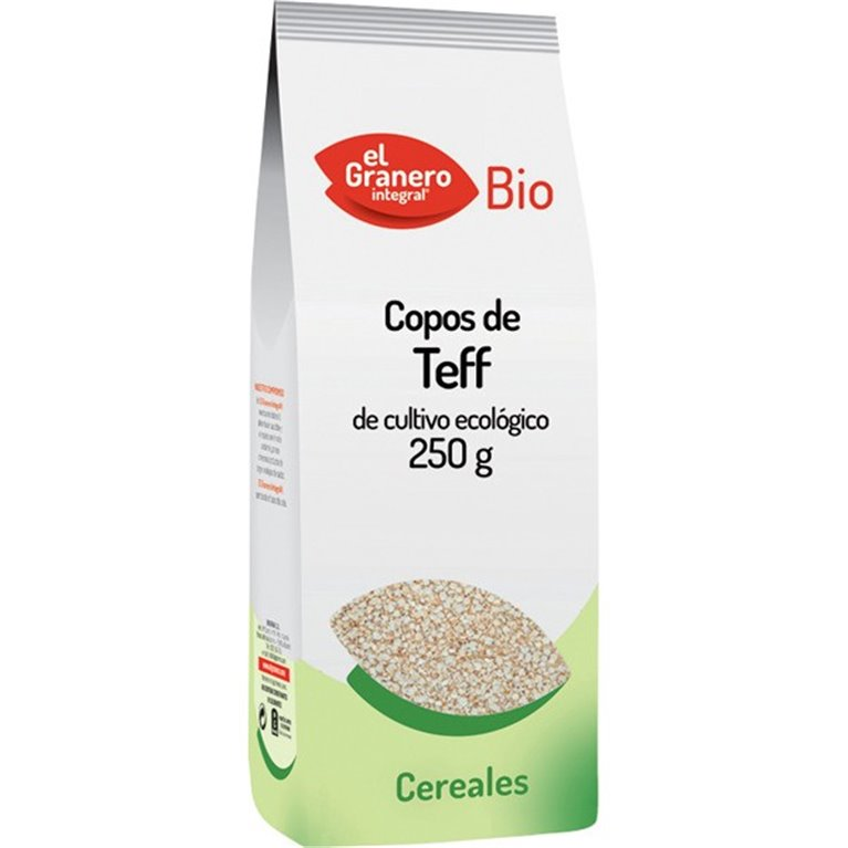 Copos de Teff Bio 250g