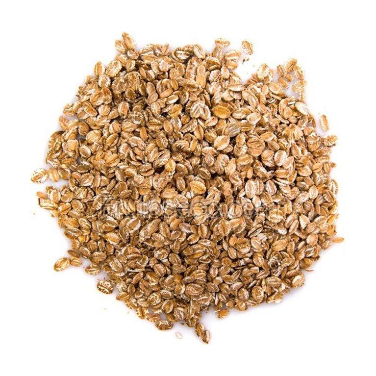 Copos de Trigo, bolsa 400 gramos., 1 ud
