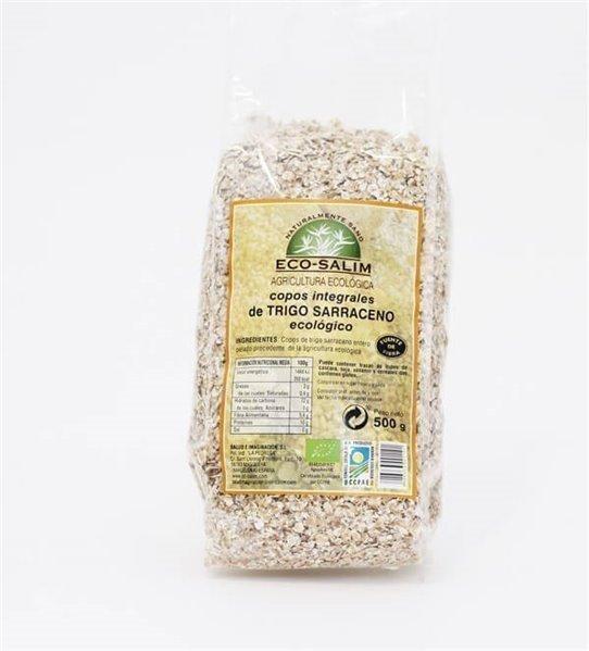 Copos de trigo sarraceno