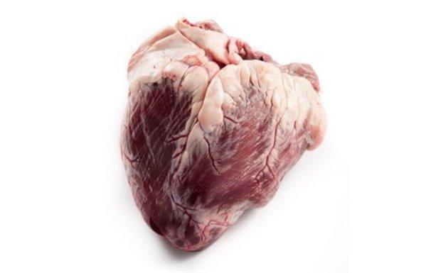 Corazón de vacuno