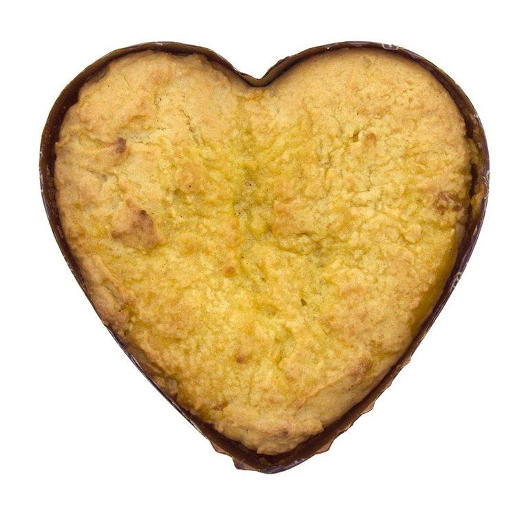 Corazón de Yema 250g Ecológico de Elaboración Artesanal, 1 ud