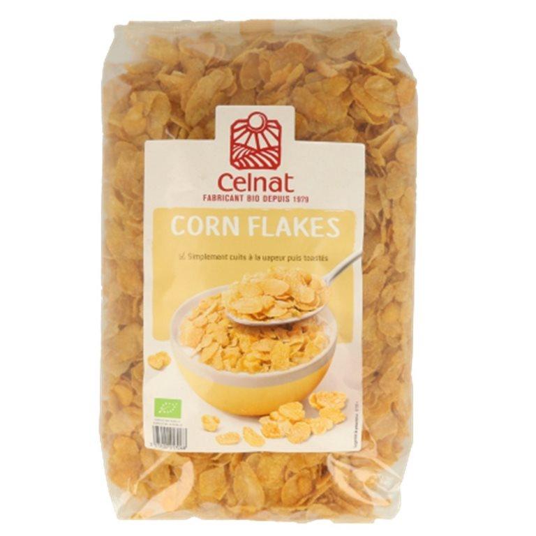 Corn Flakes con Melaza Bio 375g