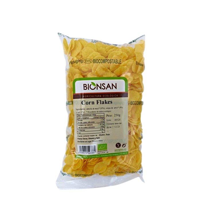 Corn flakes ecológicos -250gr
