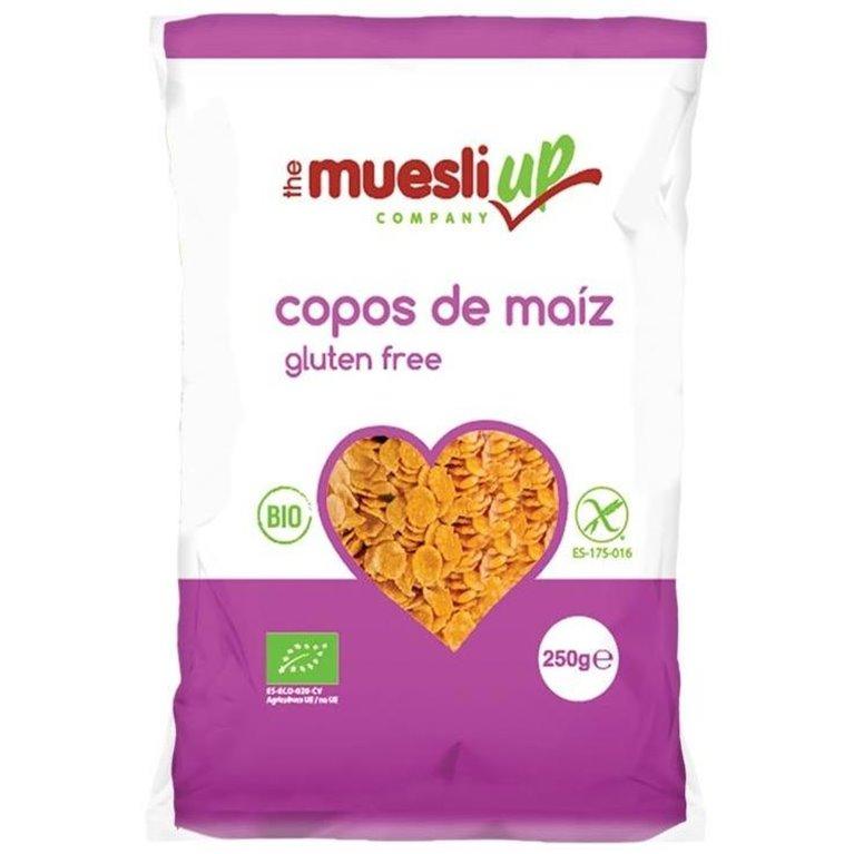 Corn Flakes (Sin Azúcar) Sin Gluten Bio 250g, 1 ud