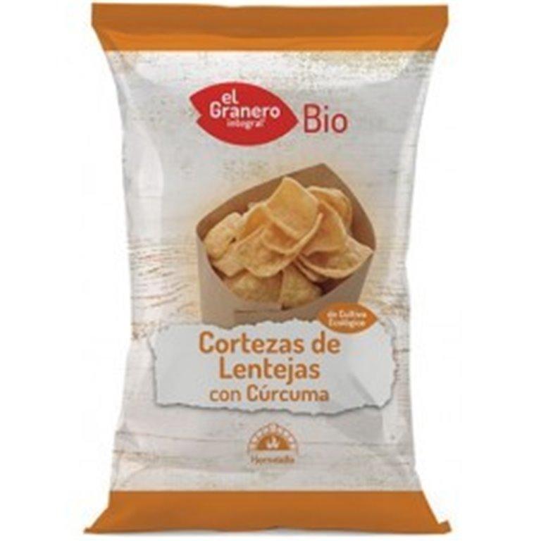 Cortezas de Lentejas con Curcuma Bio 65 gr, 1 ud