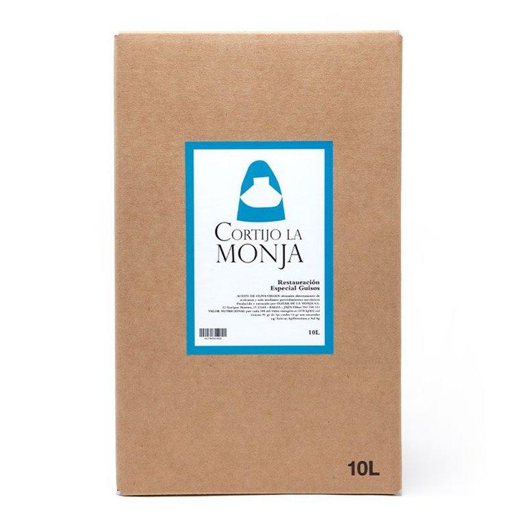 Cortijo la Monja. Aceite de oliva virgen extra. Box 10L