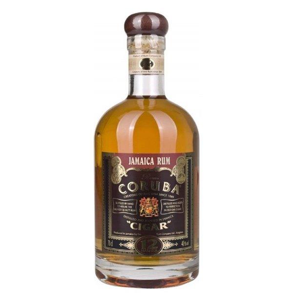 CORUBA 12 YO CIGAR 0,70 L. 40º