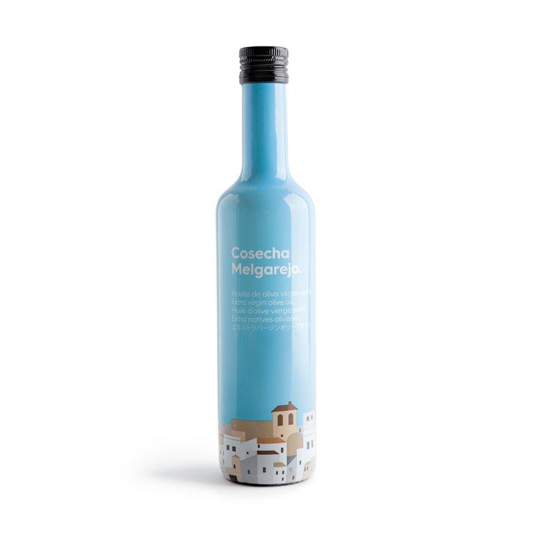 Cosecha Melgarejo. AOVE Picual. Caja de 6 botellas de 500 ml.