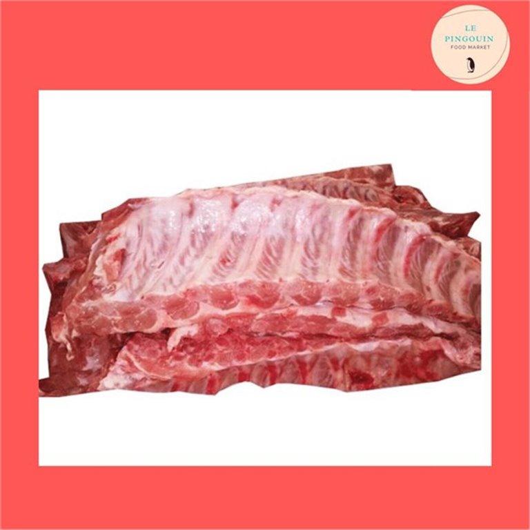 Costilla de Cerdo, 1 kg