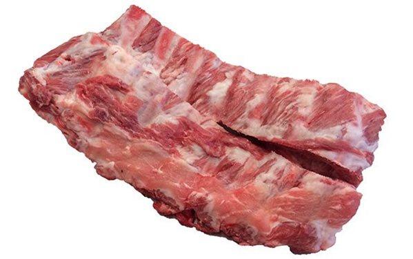 Iberian rib