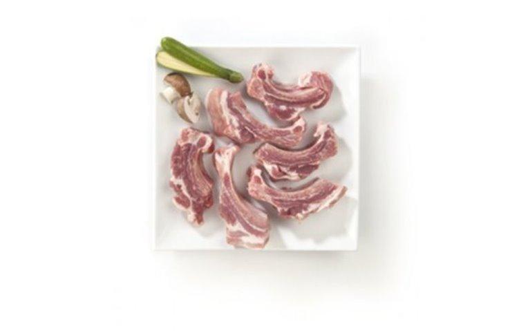 Costillas de Cerdo Frescas