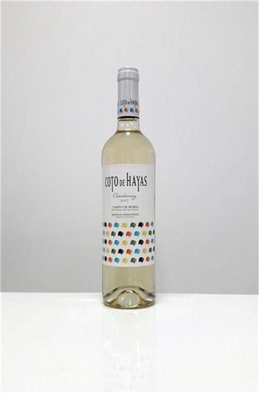COTO DE HAYAS - Chardonnay 2017, 0,75 l