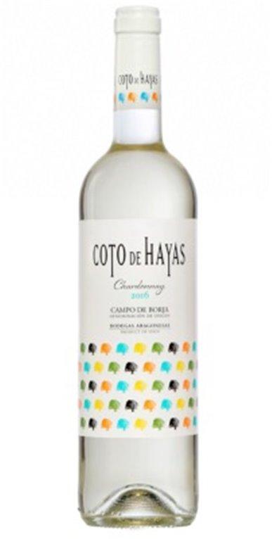Coto de Hayas chardonnay, 1 ud