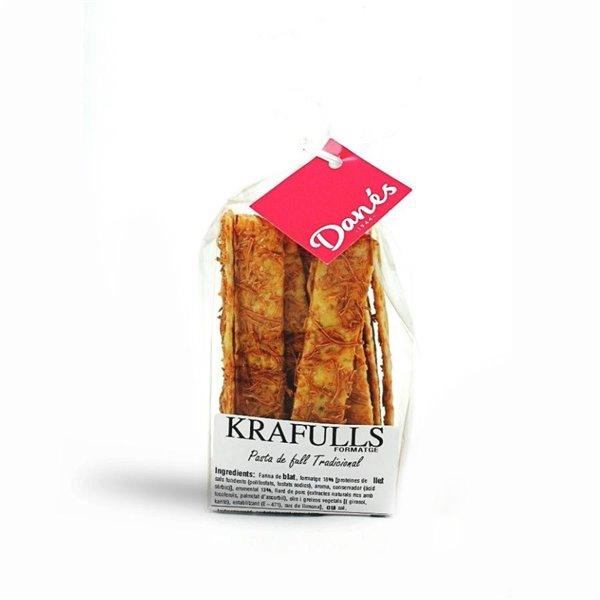 Crackers Artesanos de Queso