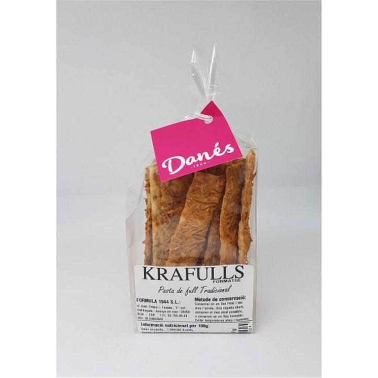 Crackers Artesanos de Queso, 1 ud