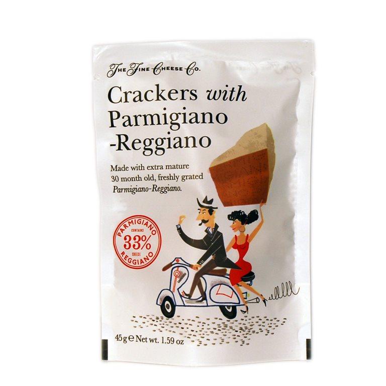 Crackers con Parmigiano - Reggiano, 1 ud