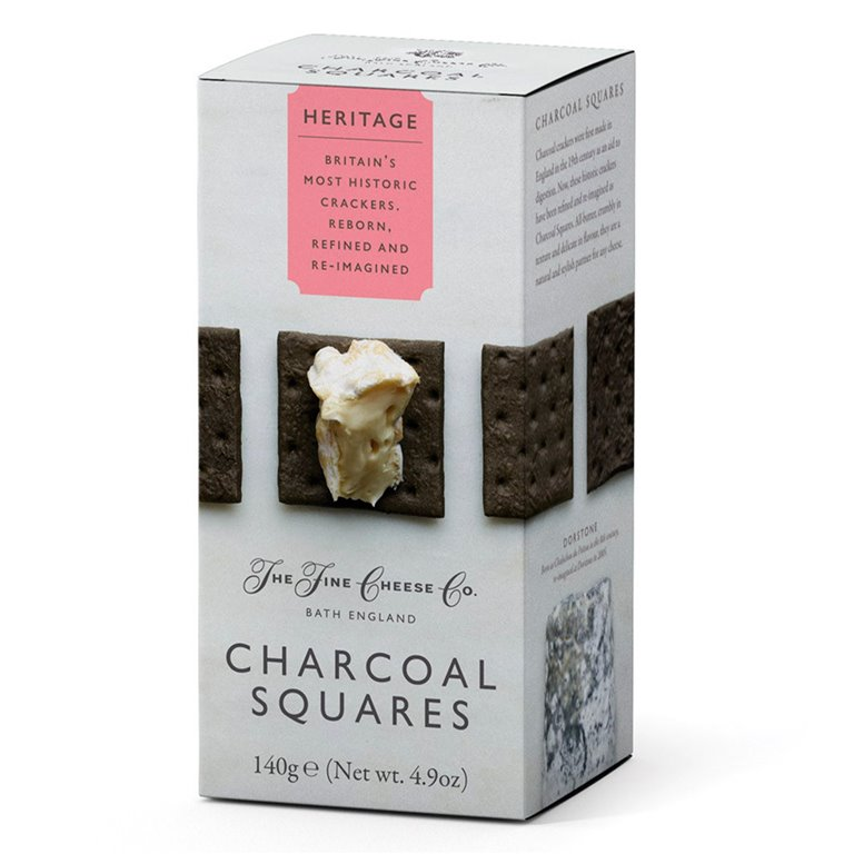 Charcoal Crackers